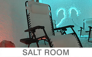Salt Room at The Sauna Studio