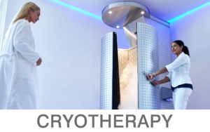 Whole Body Cryotherapy, Cryofacial and Local Cryo
