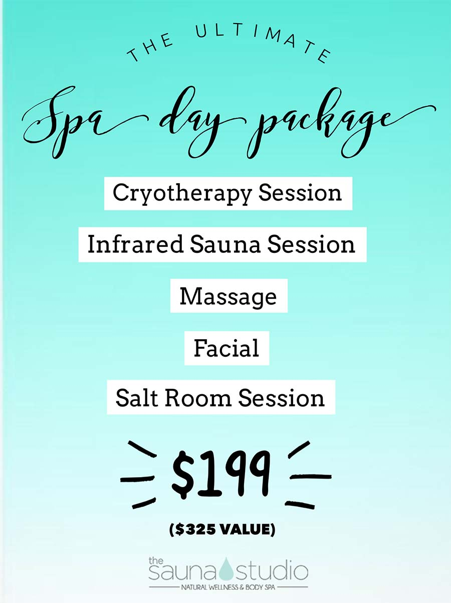 Ultimate Spa Day Special