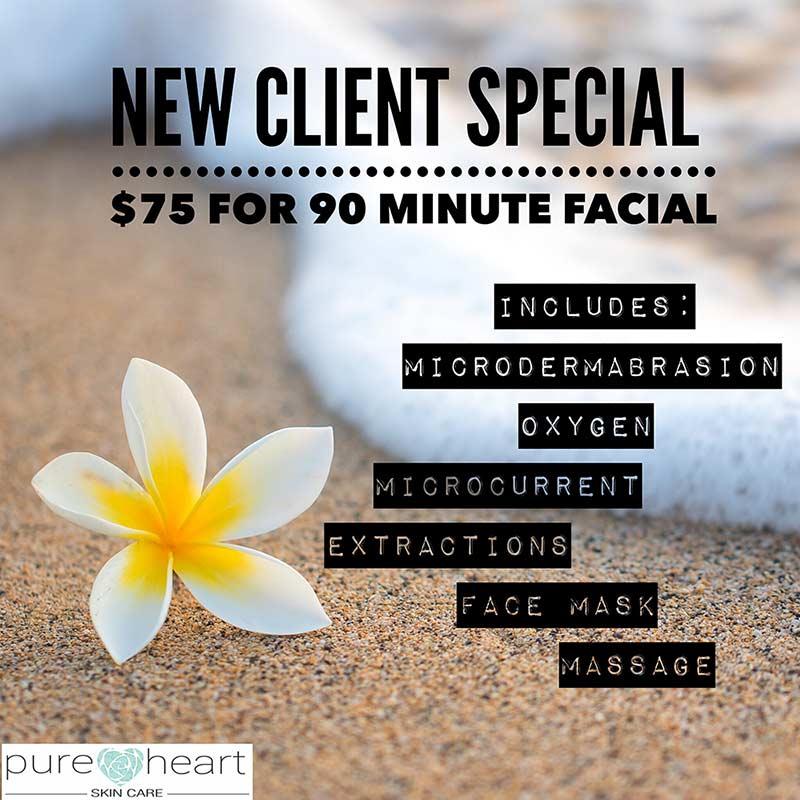 Skin Care Julys Special