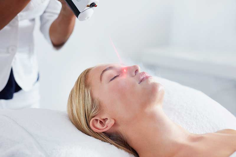 Cryo Facial Treatment