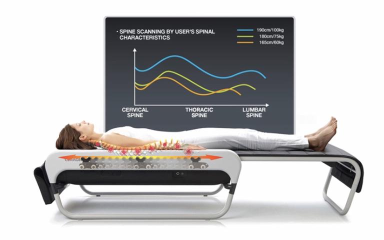 The Sauna Studio Infrared Massage Bed